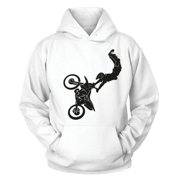 Motocross Kapuzenpullover