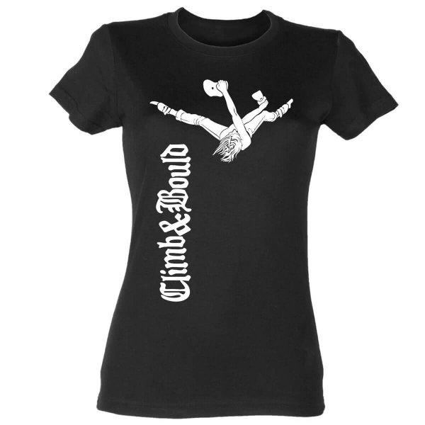 Climb & Bould Damen T-Shirt