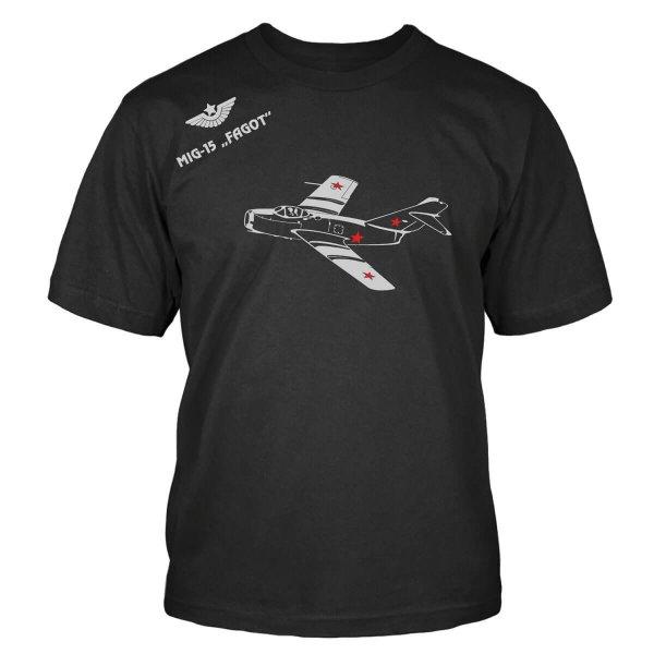 """MiG-15 """"fagot"""" T-Shirt"""