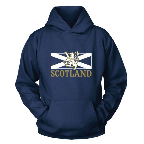 Schottland Kapuzenpullover