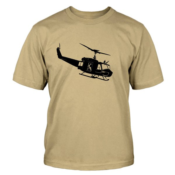 Helikopter UH-1H T-Shirt