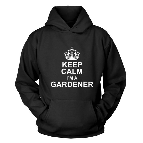 Keep Calm I´m a Gardener Kapuzenpullover
