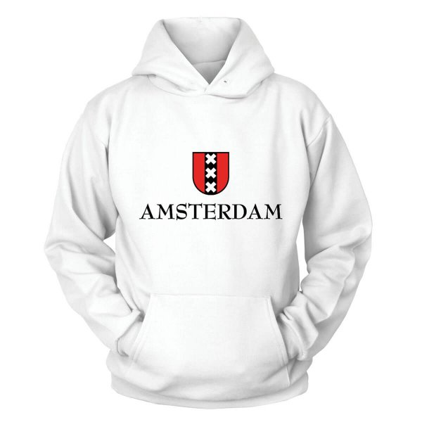 Amsterdam Kapuzenpullover