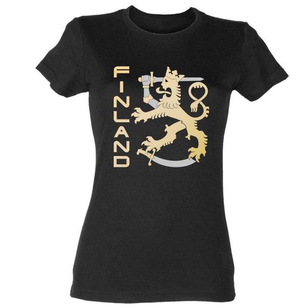 Finnland Damen T-Shirt