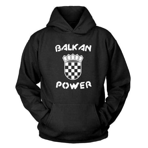 Balkan Power Kapuzenpullover