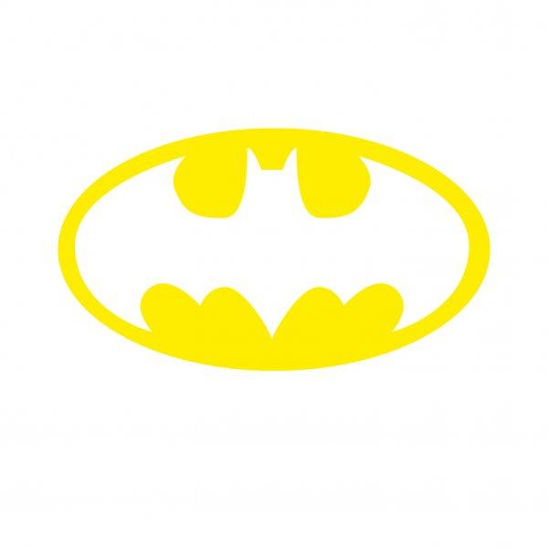 Batman Aufkleber Autoaufkleber Sticker 15cm x 10cm