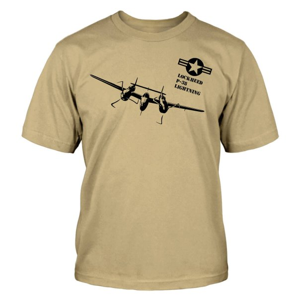 Lockheed P-38 Lightning T-Shirt