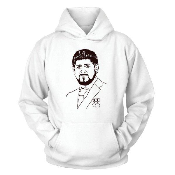 Ramsan Kadyrow Kapuzenpullover