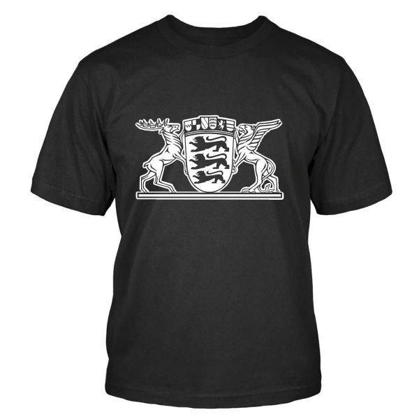 Baden-Württemberg Wappen T-Shirt