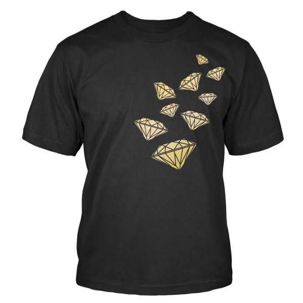 Diamanten T-Shirt