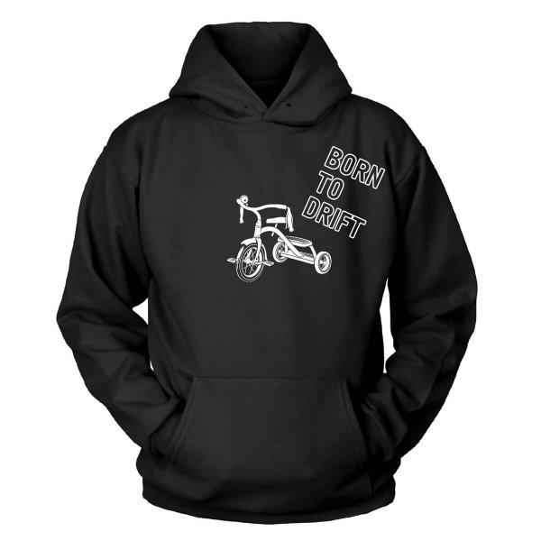 Dreirad Drift Trike Kapuzenpullover