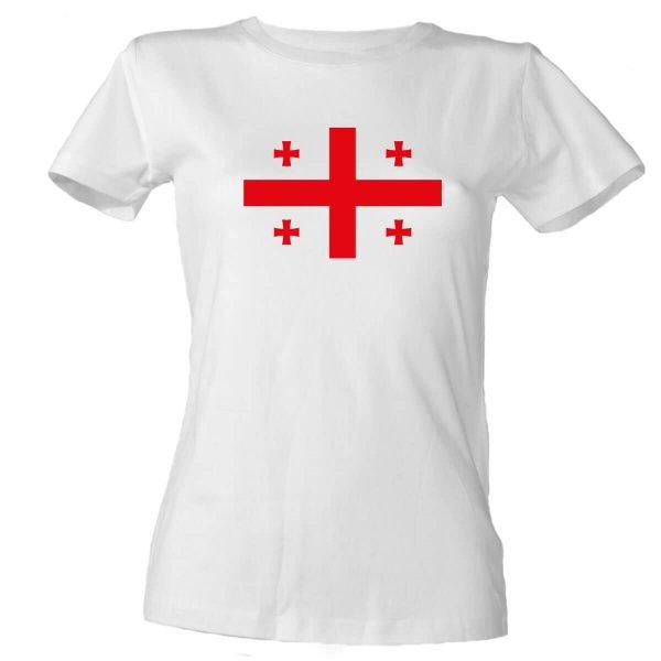 Georgien Damen T-Shirt