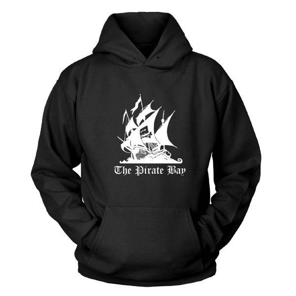 The Pirate Bay Kapuzenpullover