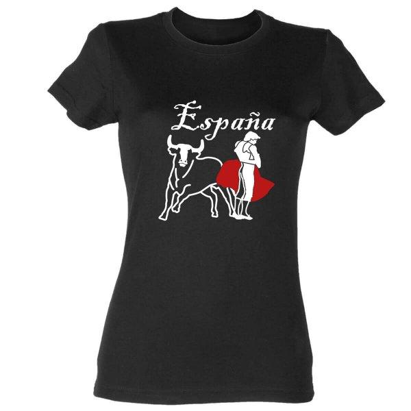 Spanien Damen T-Shirt