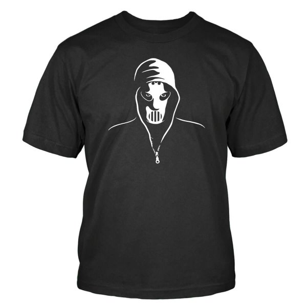 Angerfist Techno Hardcore Party Disco Club Festival T-Shirt