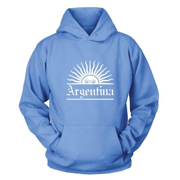 Argentina Kapuzenpullover