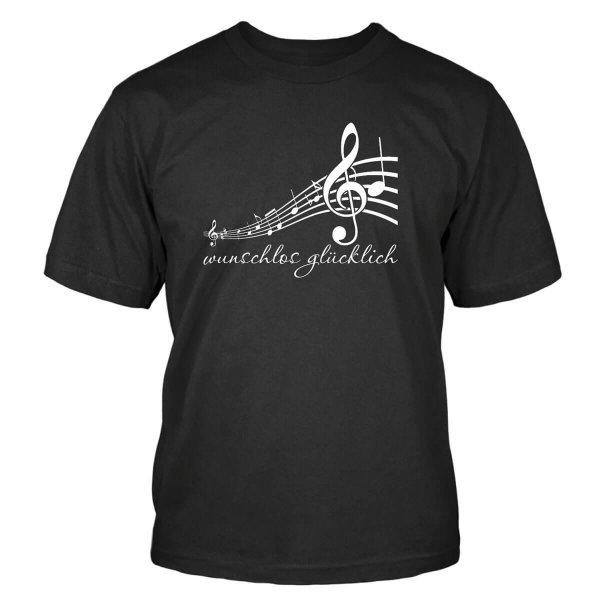 Notenschlüssel T-Shirt