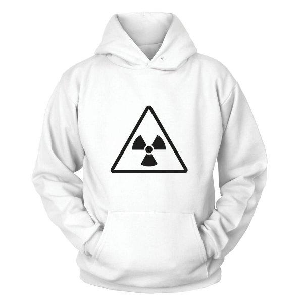 Radioaktiv Kapuzenpullover