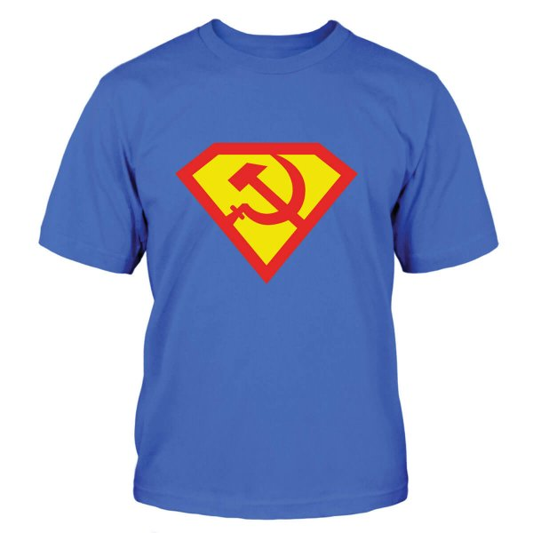 Superman CCCP T-Shirt