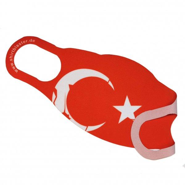 Corona Maske Mehrweg Mundschutz Türkei Türkiye waschbar S-L