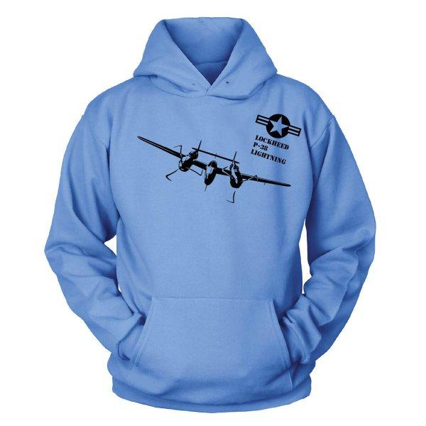 Lockheed P-38 Lightning Kapuzenpullover