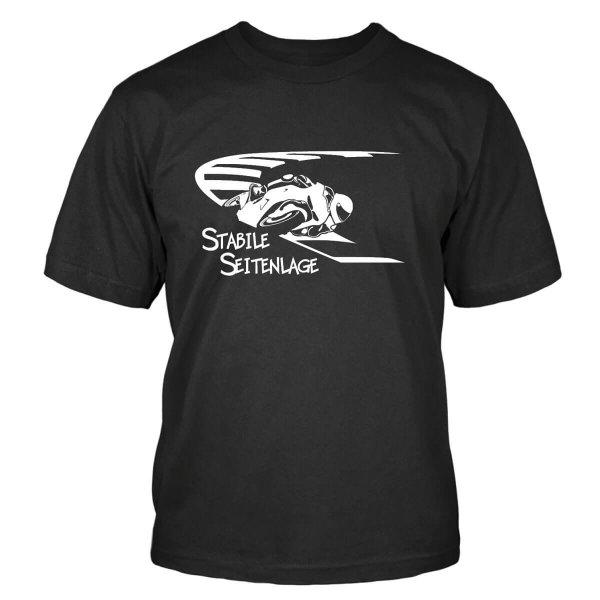 Stabile Seitenlage T-Shirt