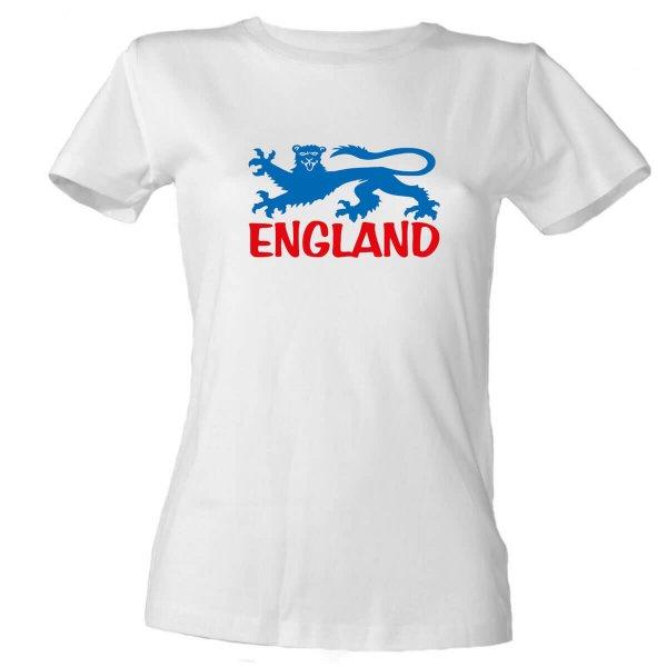 England Damen T-Shirt