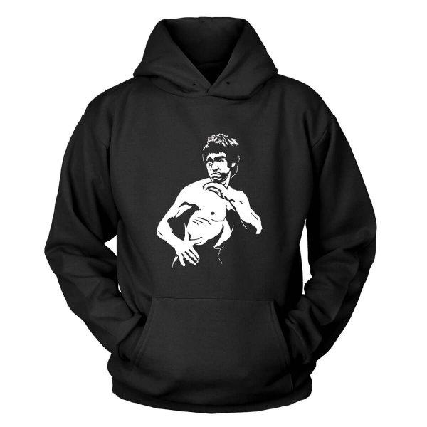 Bruce Lee Kapuzenpullover