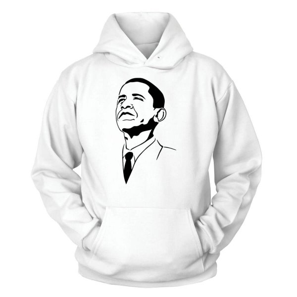 Obama Kapuzenpullover