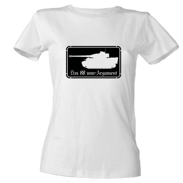 Tiger 88MM Damen T-Shirt