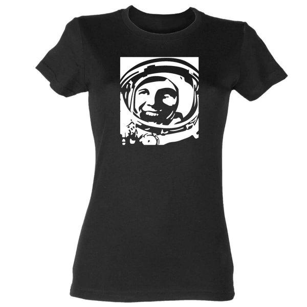 Juri Gagarin Damen T-Shirt