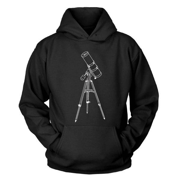 Teleskop Kapuzenpullover