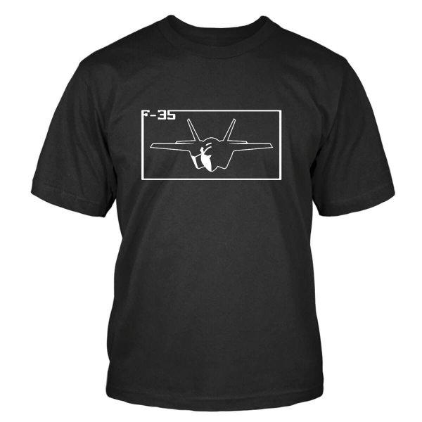 Lockheed Martin F-35 Lightning II T-Shirt