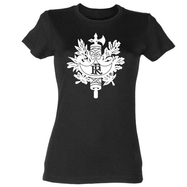 Frankreich Wappen Damen T-Shirt