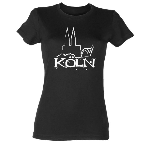 Köln Damen T-Shirt