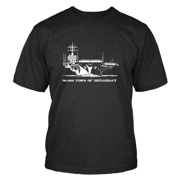 90000 tons of diplomacy T-Shirt