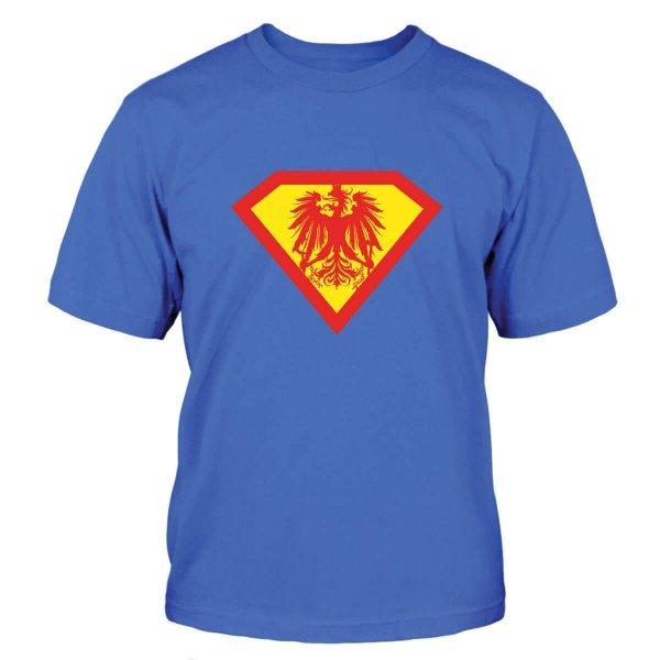 Superman Österreich T-Shirt