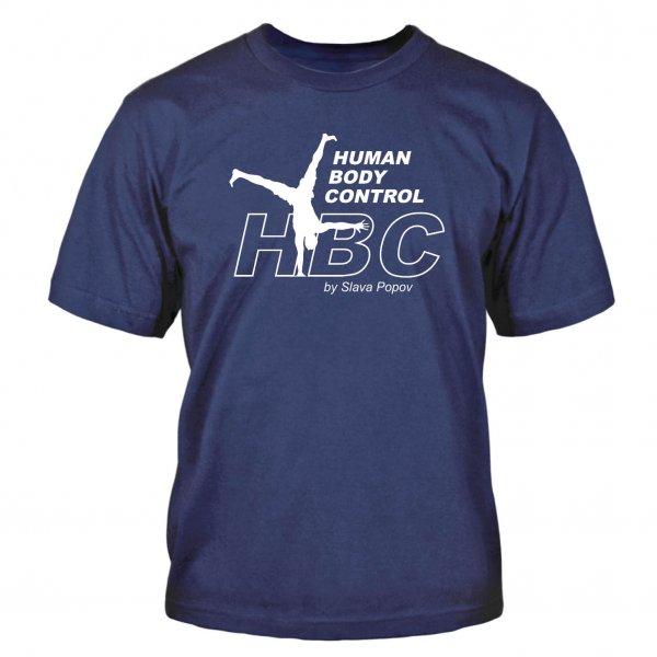 Human Body Control HBC Slava Popov T-Shirt