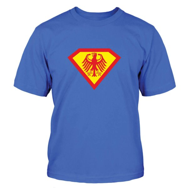 Superman Germany T-Shirt