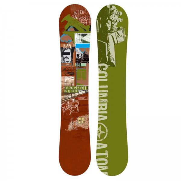 Freeride Snowboard Atom Cartel Unisex Carbon Sandwich