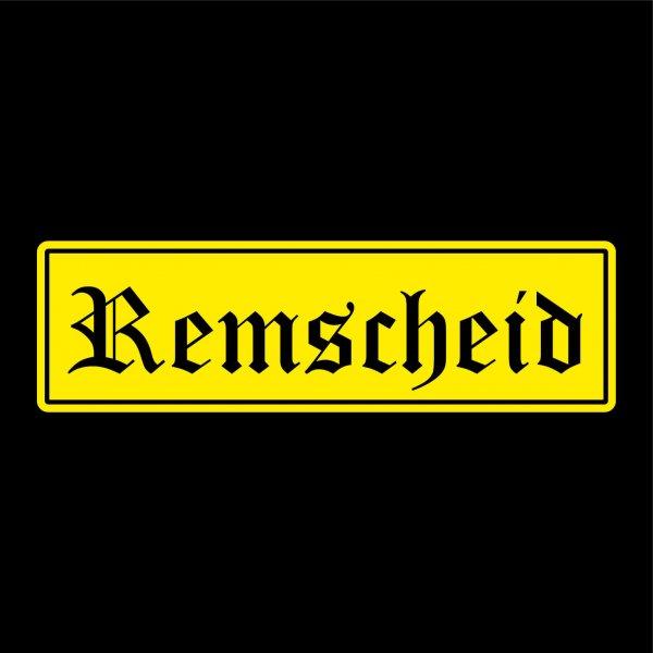 Kremscheid Städte Auto Aufkleber Sticker 5cm x 17cm