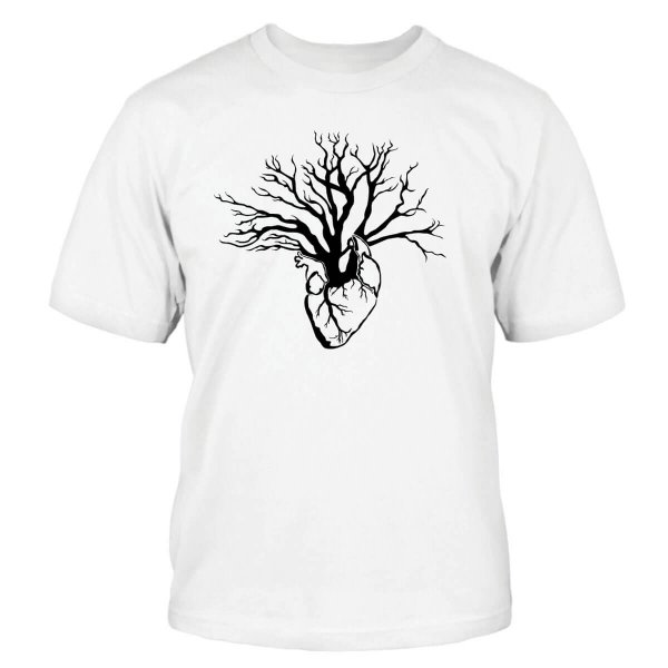 Heart Tree T-Shirt