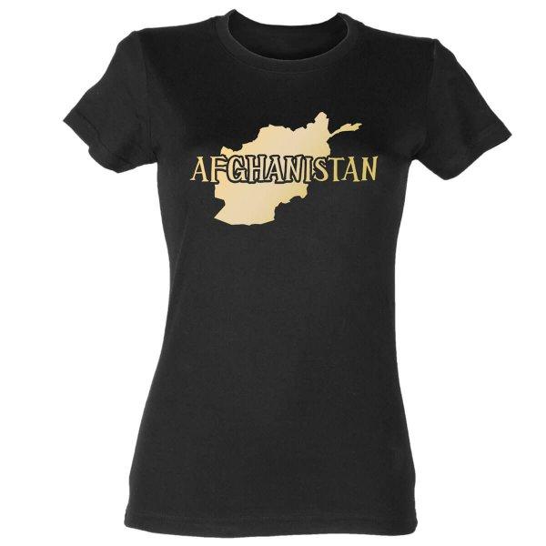 Afghanistan Damen T-Shirt