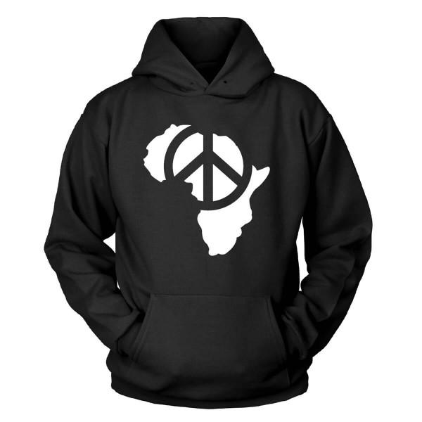 Afrika Peace Kapuzenpullover