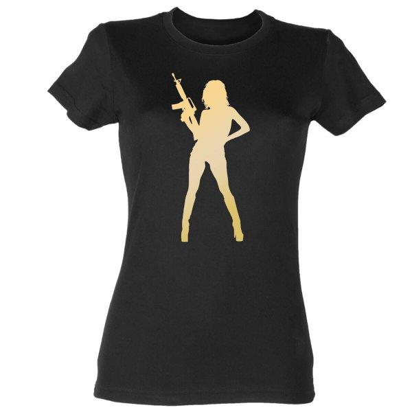 M16-Girl Damen T-Shirt
