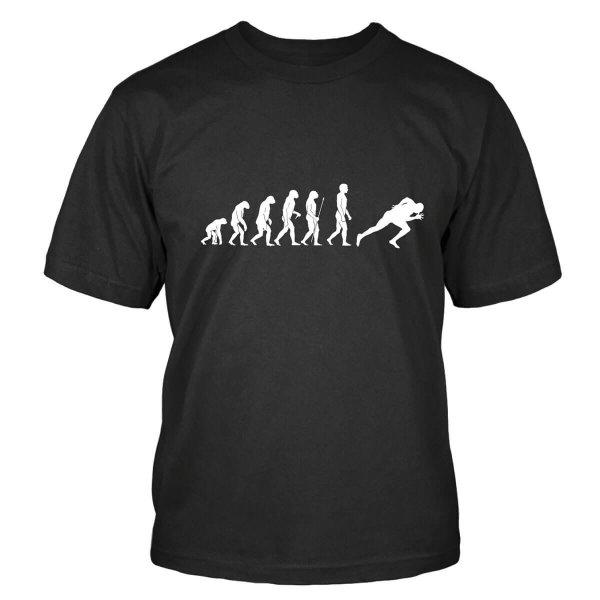 Leichtathletik Sprint Evolution T-Shirt