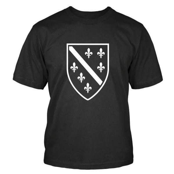 Bosnien Wappen T-Shirt