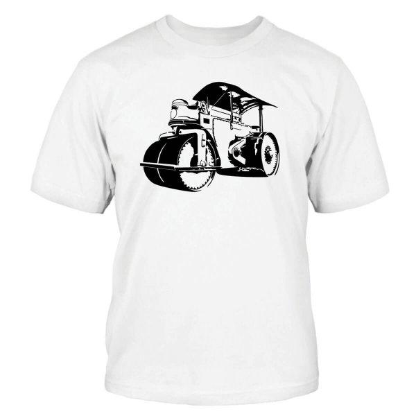 Strassenwalze T-Shirt