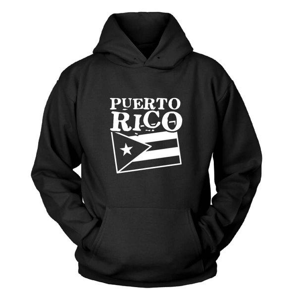 Puerto Rico Kapuzenpullover