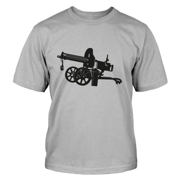 Maschinengewehr Maxim T-Shirt